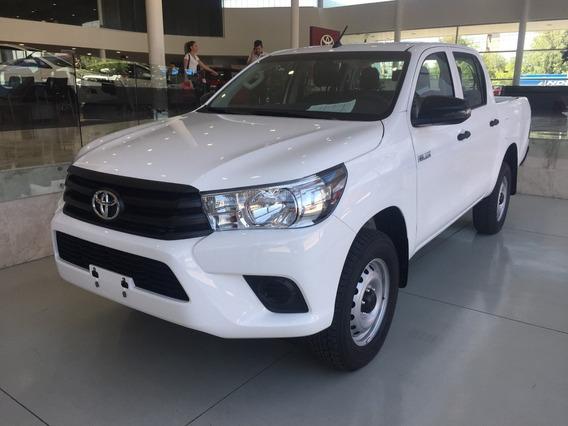 Toyota Hilux Dx 2.4 4x2 Cabina Doble Manual 2020