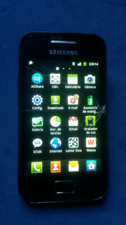 Celular Samsung Ace S5830c 100% Vai Só O Que Ta Na Foto