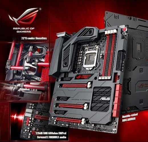 I7 4770k Delid - Asus Formula - 16gb Ddr3 Platinum