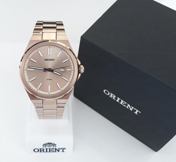 Relógio Masculino Orient Mgss1156 K1kx Analogico