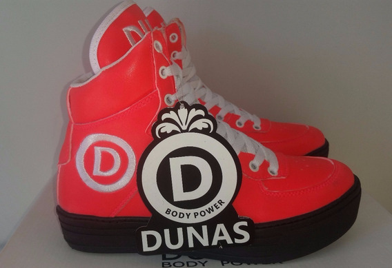Tênis Dunas Body Power Casual Musculação 329 Por 199