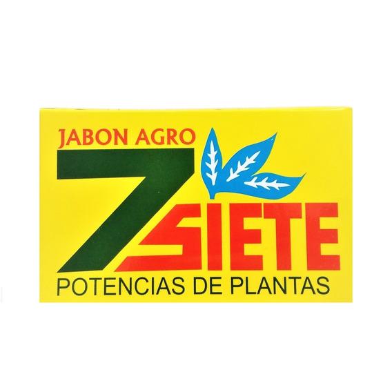 Jabón De 7 Potencias De Plantas - Contra Daños Y Brujerias