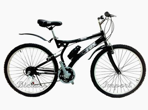 Bicicleta Montañera Sport Aro 26 18v Componentes Taiwan