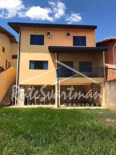 Casa Com 4 Dormitórios À Venda, 280 M² Por R$ 850.000,00 - Cidade Universitária - Campinas/sp - Ca3474