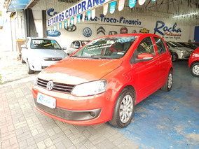 Volkswagen Fox 1.6 Vht Trend Total Flex 5p 2012 Unico Dono
