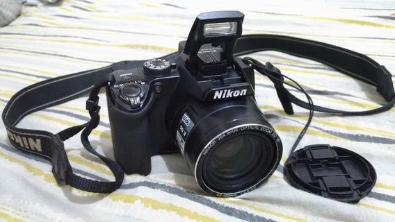 Câmera Semi-profissional Nikon Coolpix P-100
