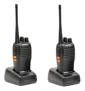 Rádio Comunicador Walk Talk Baofeng 777s Alcance 12km + Fone
