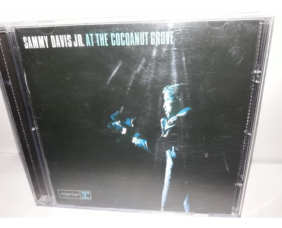 Cd Sammy Davis Jr.at The Cocoannt Grove 2001