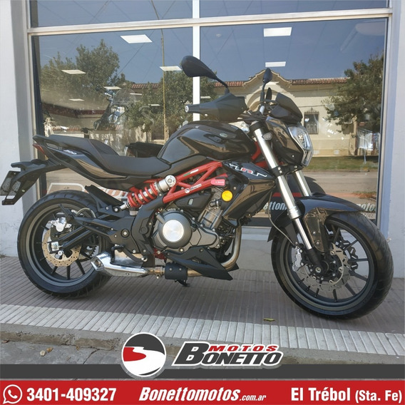 Benelli Tnt 300 - 2019 - 1800 Km- Bonetto Motos (no Dominar)