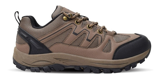 Zapatillas Jaguar Oficial Trekking Art. #3018 36 Al 40 Mujer