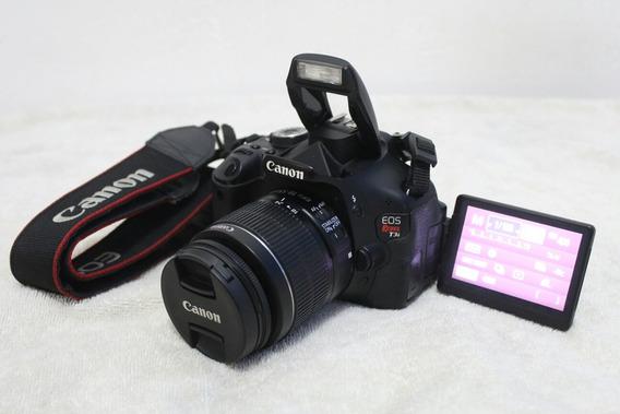 Canon T3i + Lente 18-55mm 3.5-5.6