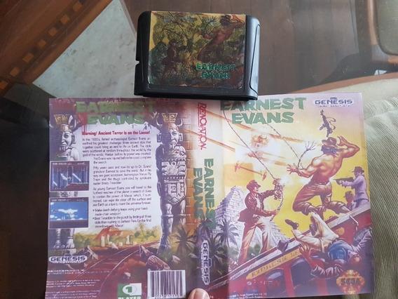 Ernest Evans Para Sega Mega Drive Ou Genesis