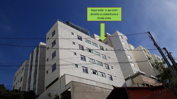 Apartamento Com Direito A Cobertura