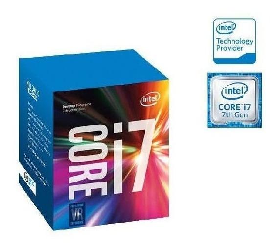 Processador Intel Ci7 7700 3.60 Ghz - 7º Geração
