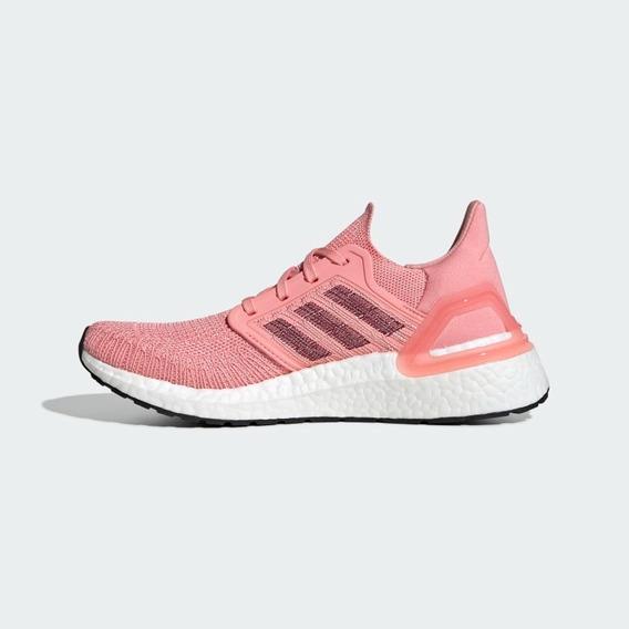 Tênis adidas Ultraboost 20 W Rosa