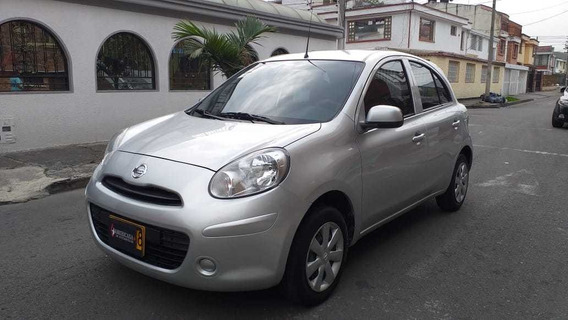 Nissan March Drive 1.6 Mt A/a