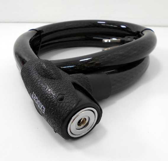 Linga Acerada Exocet Piton Candado Para Moto Devotobikes