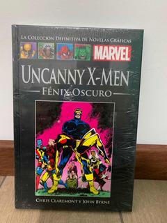 Libro Marvel Salvat Cómics Uncanny X-men Fénix Oscuro