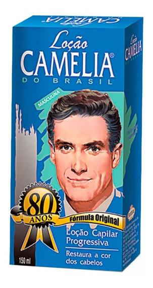 Loção Camelia Do Brasil 150ml - 1 Un
