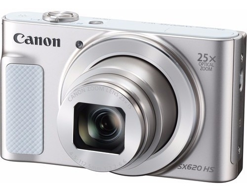 Câmera Canon Powershot Sx620 Hs Prata Sx620hs