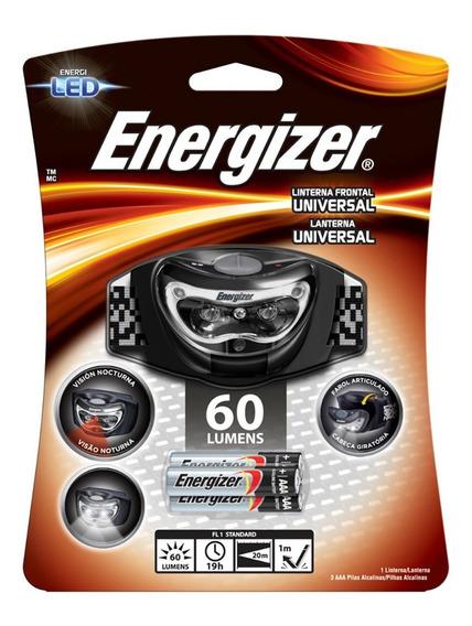 Linterna Manos Libres Energizer 60 Lumens
