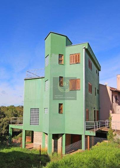 Casa Com 4 Dormitórios À Venda, 301 M² Por R$ 540.000,00 - São Lucas - Viamão/rs - Ca0700
