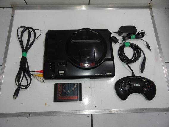 Mega Drive 1 Va3 O Melhor Console Com Jogos C02