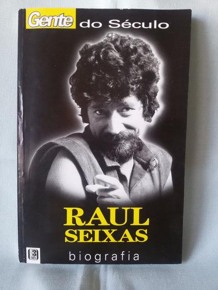 Antigo Livro Raul Seixas- Biografia- Ano 1999- Nº 2909g