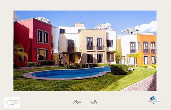 Casa Sola En El Capricho / San Miguel De Allende - Cwm-351-cs