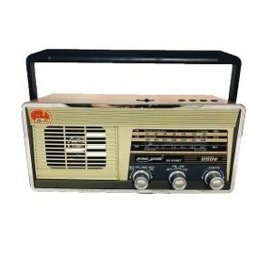 Rádio Retrô C/ Bluetooth C/ Entrada Usb, Pendrive, Am/fm/sw