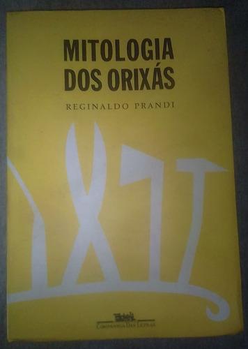 Livro: Mitologia Dos Orixás