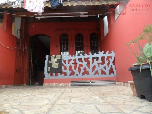 Sobrado Para Venda Em São Paulo, Jardim São Jorge (raposo Tavares), 2 Dormitórios, 2 Banheiros, 2 Vagas - So0262_1-1010299