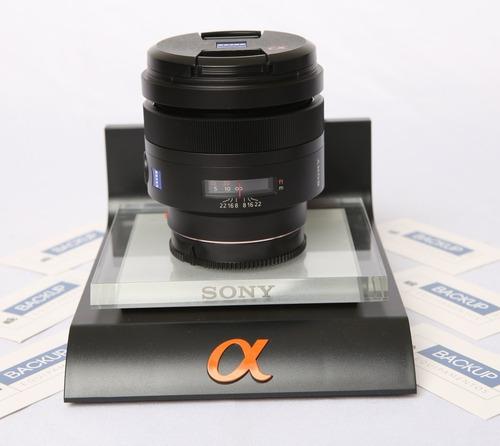 Lente Sony Planar T* 85mm F/1.4 Za A-mount