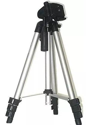 Tripé Camera Universal Fotografico Profissional 1,2mt
