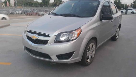 Chevrolet Aveo 4p Lt L4/1.6 Aut
