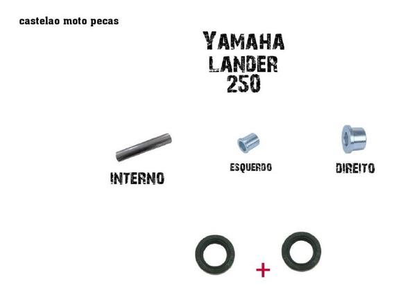 Kit Espaçador Traseiro Lander 250