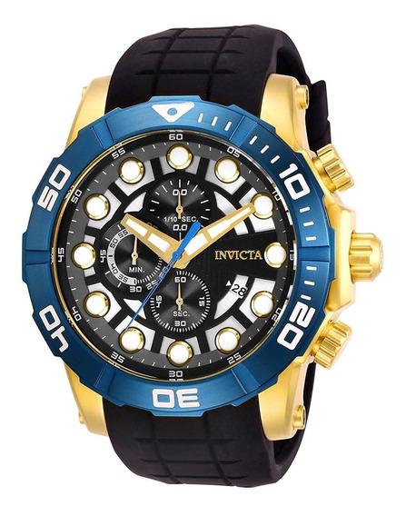 Invicta - Reloj 28272 Sea Hunter Stainless Steel Quartz Para