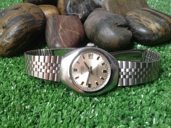 Antiguo Reloj Buler Automático 17 J. Revise Especificaciones