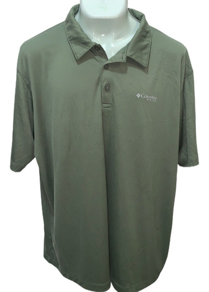 % Id Ag69 Polo Columbia 2xl Used Hombre Remate!