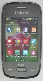 Samsung Galaxy Pocket Neo S5312c Cinza Original Semi Novo