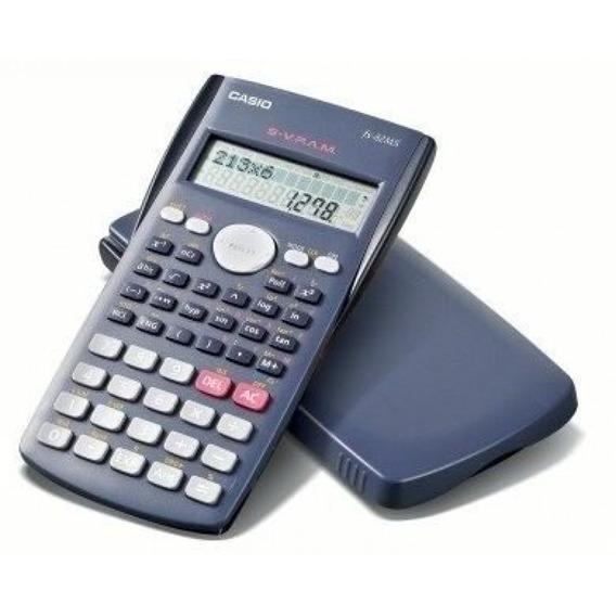 Calculadora Cientifica Casio Fx-82ms