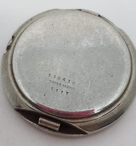 Lote 6 Caixas De Relogios Watch Vintage No Estado Variados