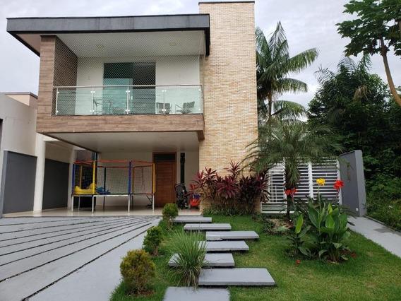Casa Em Ponta Negra, Manaus/am De 200m² 3 Quartos À Venda Por R$ 850.000,00 - Ca535544