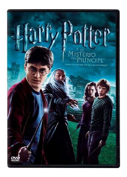 Dvd Harry Potter Y El Misterio Del Principe Mercadolibre Com Mx