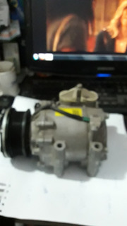 Compresor Aire Acondicionado Ford Focus Original