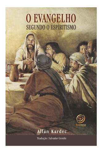 20 Livros /  O Evangelho Segundo O Espiritismo