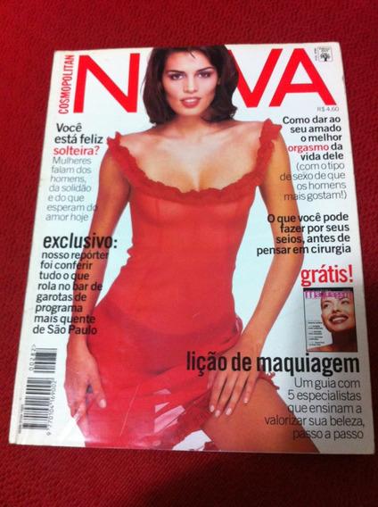 Revista Nova 03/97 Cássia Ávila Luciano Zafir Nicole Kidman