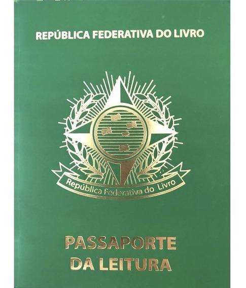 Passaporte Da Leitura - Vários Modelos