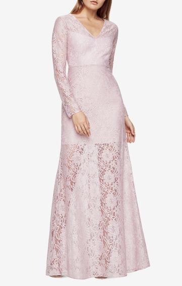Vestido Lila Bcbg Oferta!!!