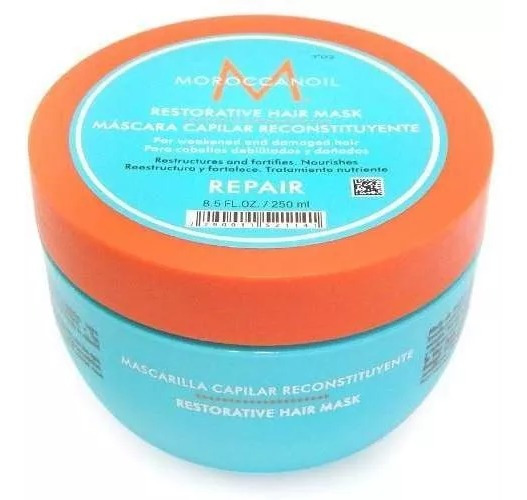 Moroccanoil Repair Mask Mascara 250ml Reconstructiva Local